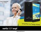 Overmax Vertis 5011 Expi. Tani smartfon z ekranem HD i dual SIM