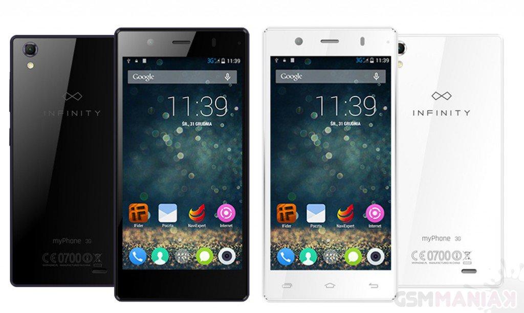 myPhone Infinity 3G i LTE