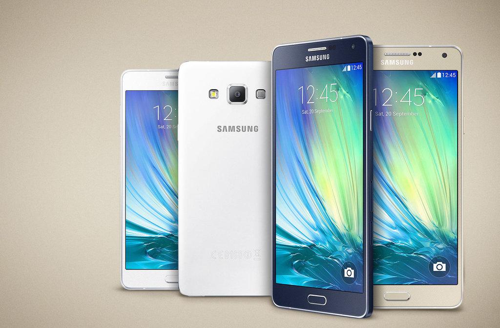 Samsung Galaxy A7 / fot. materiały prasowe, Samsung.com