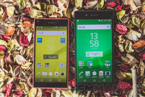 Sony Xperia Z5 i Z5 Compact  - okres wsparcia zakończony / fot. gsmManiaK.pl