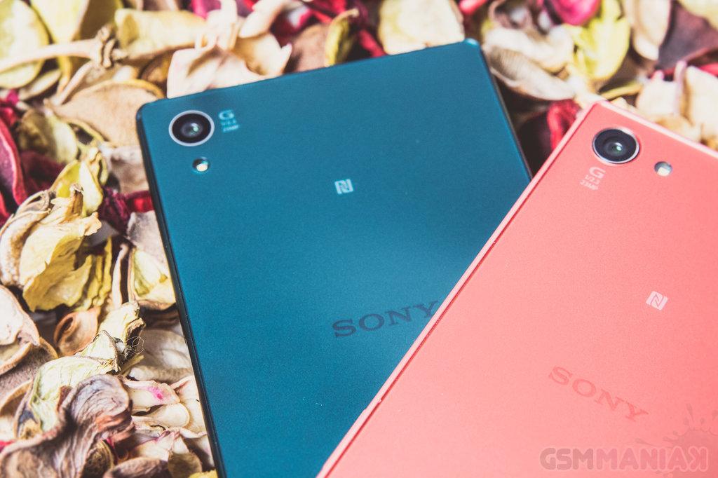 Sony Xperia Z5 i Z5 Compact / fot. gsmManiaK.pl
