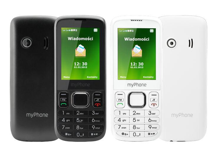 myPhone 6300 / fot. producenta