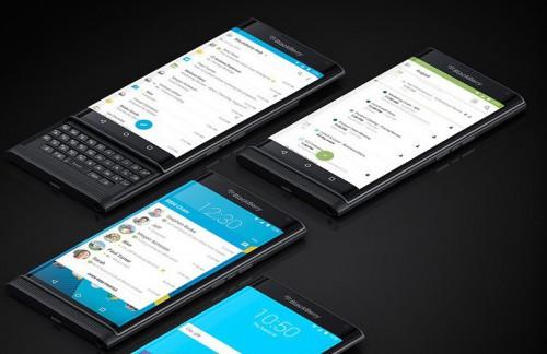 BlackBerry Priv/fot. BlackBerry