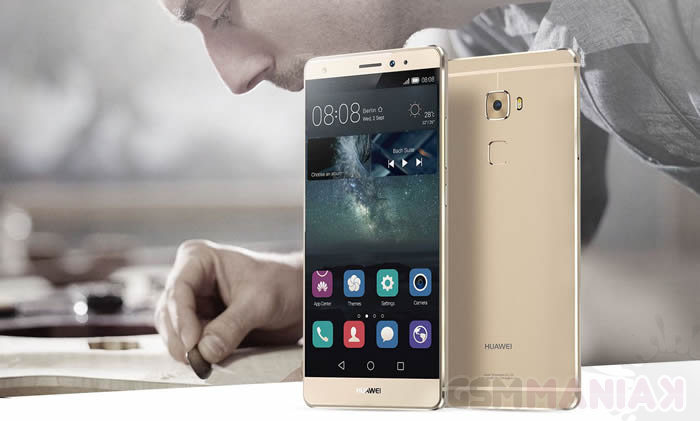 Orygnalny Huawei Mate S/fot. Huawei