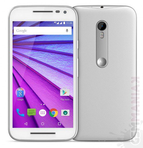 Motorola Moto G 3gen/ fot. Lenovo