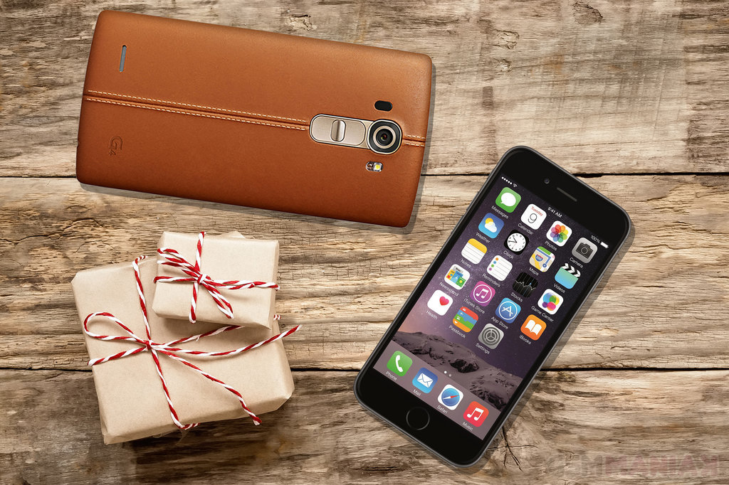 Prezenty 2015 (smartfon)