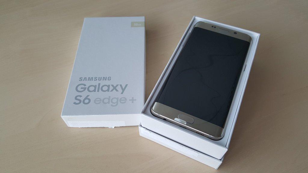Samsung Galaxy S6 edge+ / fot. blogplay