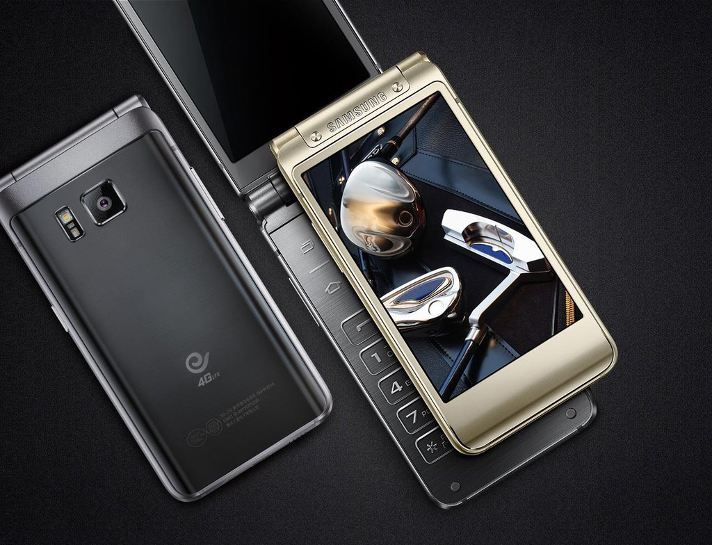 Samsung SM-W2016 / Fot. Samsung