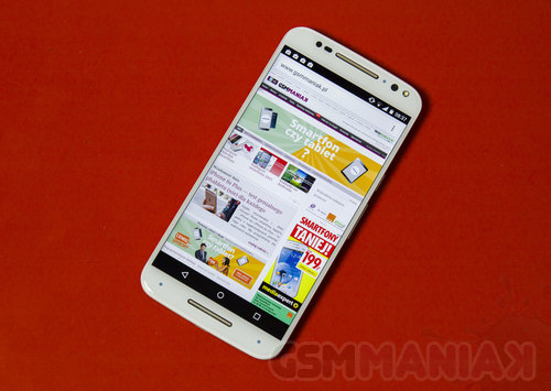 Motorola Moto X Style / fot. gsmManiaK.pl