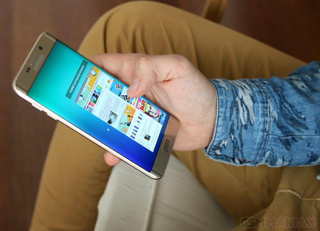 Samsung Galaxy S6 Edge Plus / fot. gsmManiaK.pl