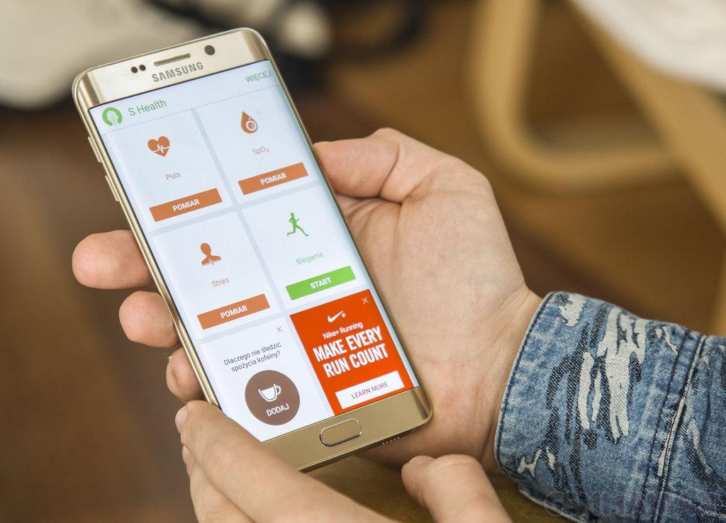 Samsung Galaxy S6 Edge Plus, z najlepszym wyświetlaczem na rynku / fot. gsmManiaK.pl