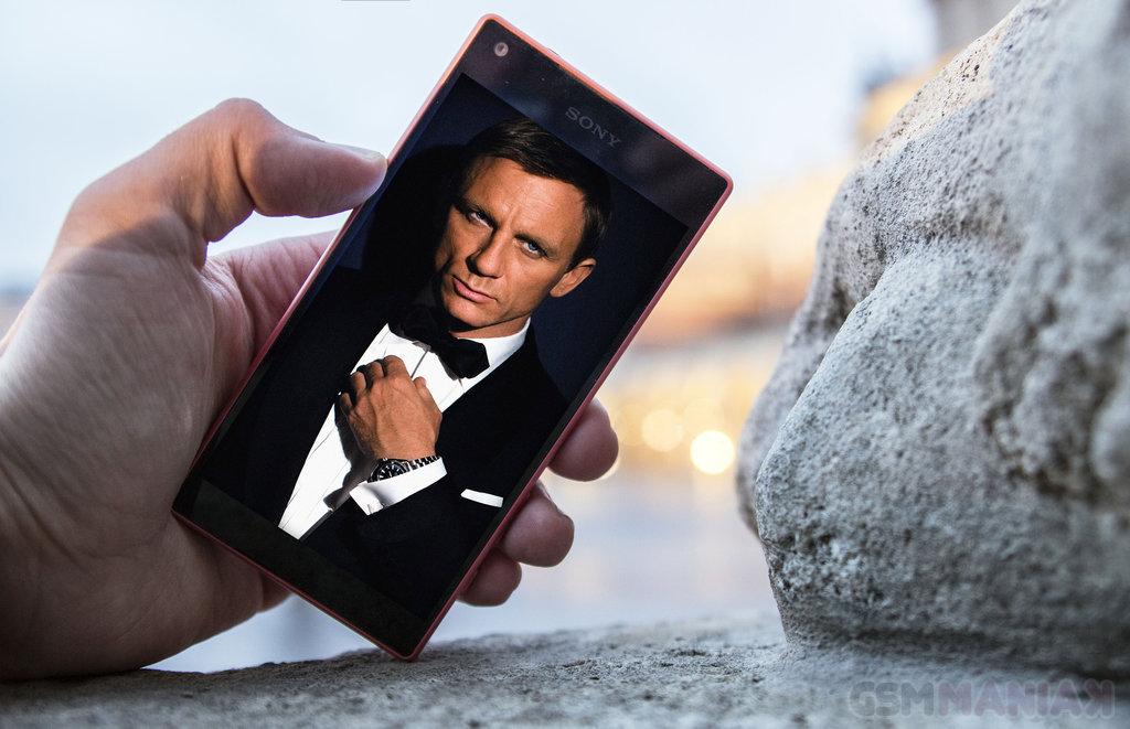 Nowa Xperia tajemnicza jak James Bond / fot. gsmManiaK