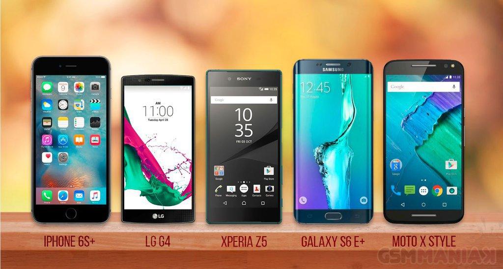 Arena smartfonow 2015