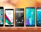 iPhone 6s+, Galaxy S6 Edge+, Xperia Z5, LG G4 czy Moto X Style? Wybieramy najlepszy smartfon 2015