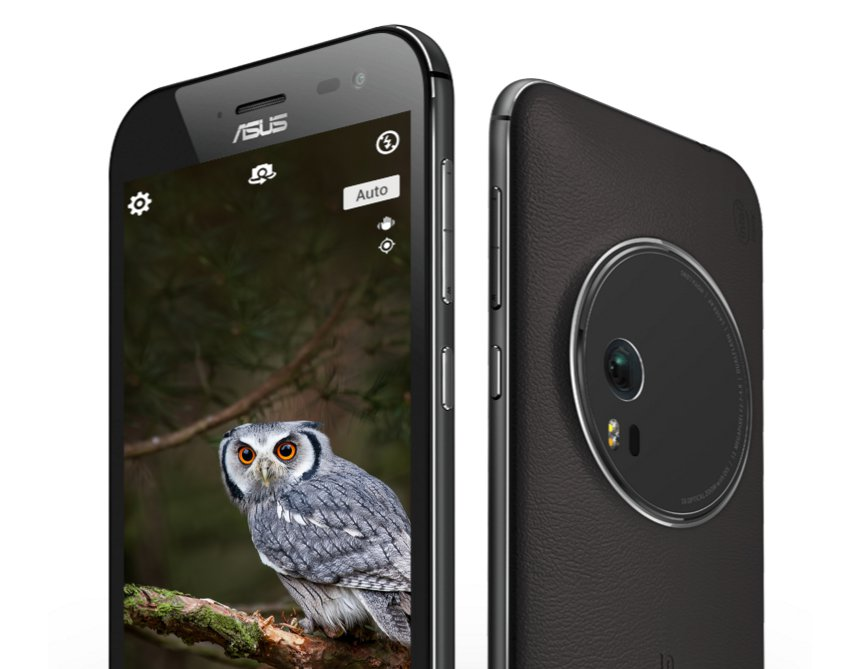 Asus ZenFone Zoom / fot. producenta