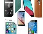 iPhone 6s, Galaxy S6, LG G4, Lumia 950 i Xperia Z5 w wielkim teście szybkości