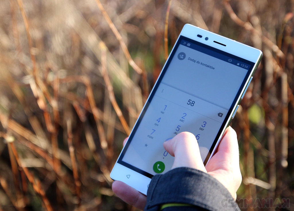 myPhone Infinity II LTE / fot.gsmManiaK.pl