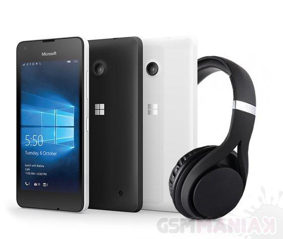 Lumia 550 + Lenovo