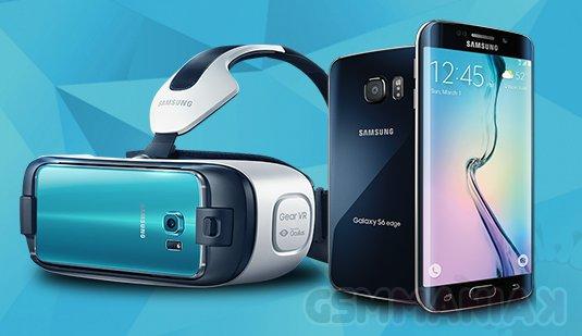 Samsung Galaxy S6 i Gear VR