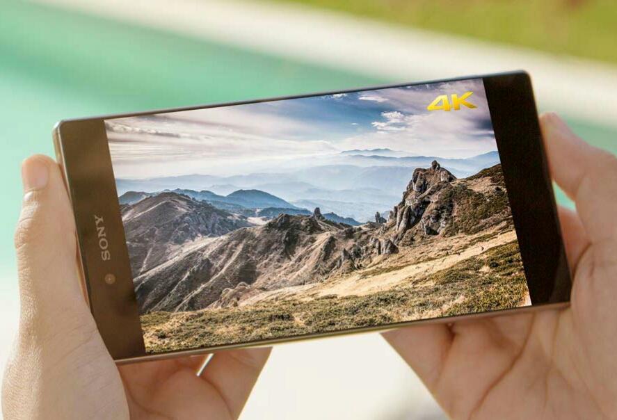 Sony Xperia Z5 Premium / fot. Sony