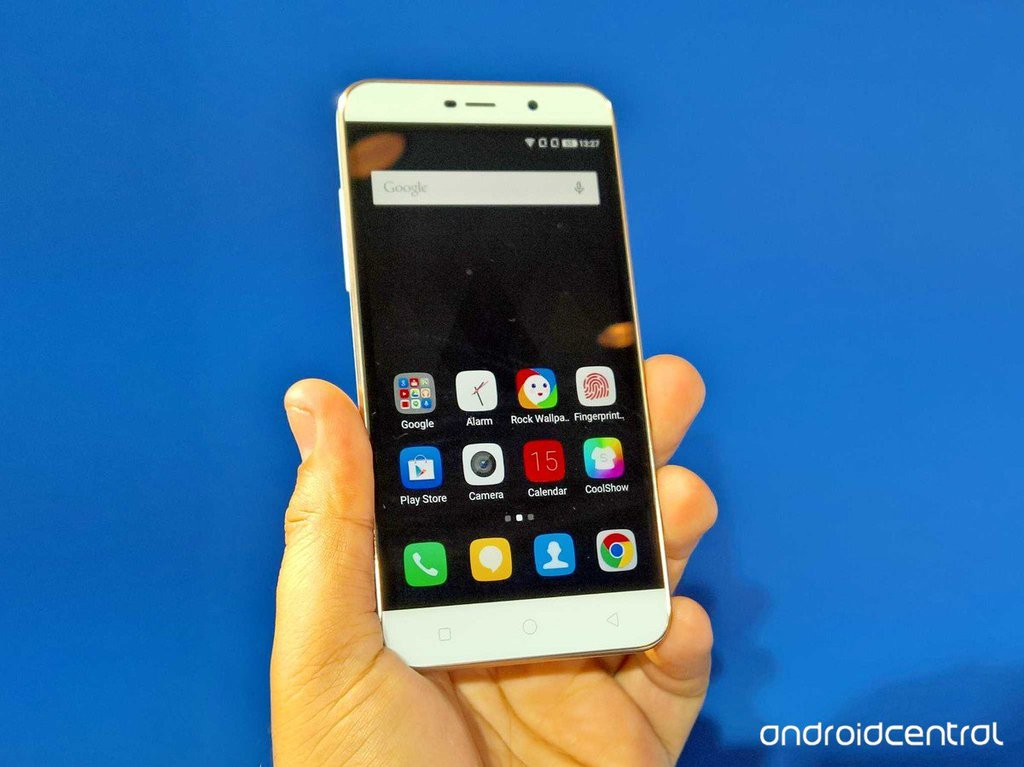 Coolpad Note 3 Lite / fot. androidcentral