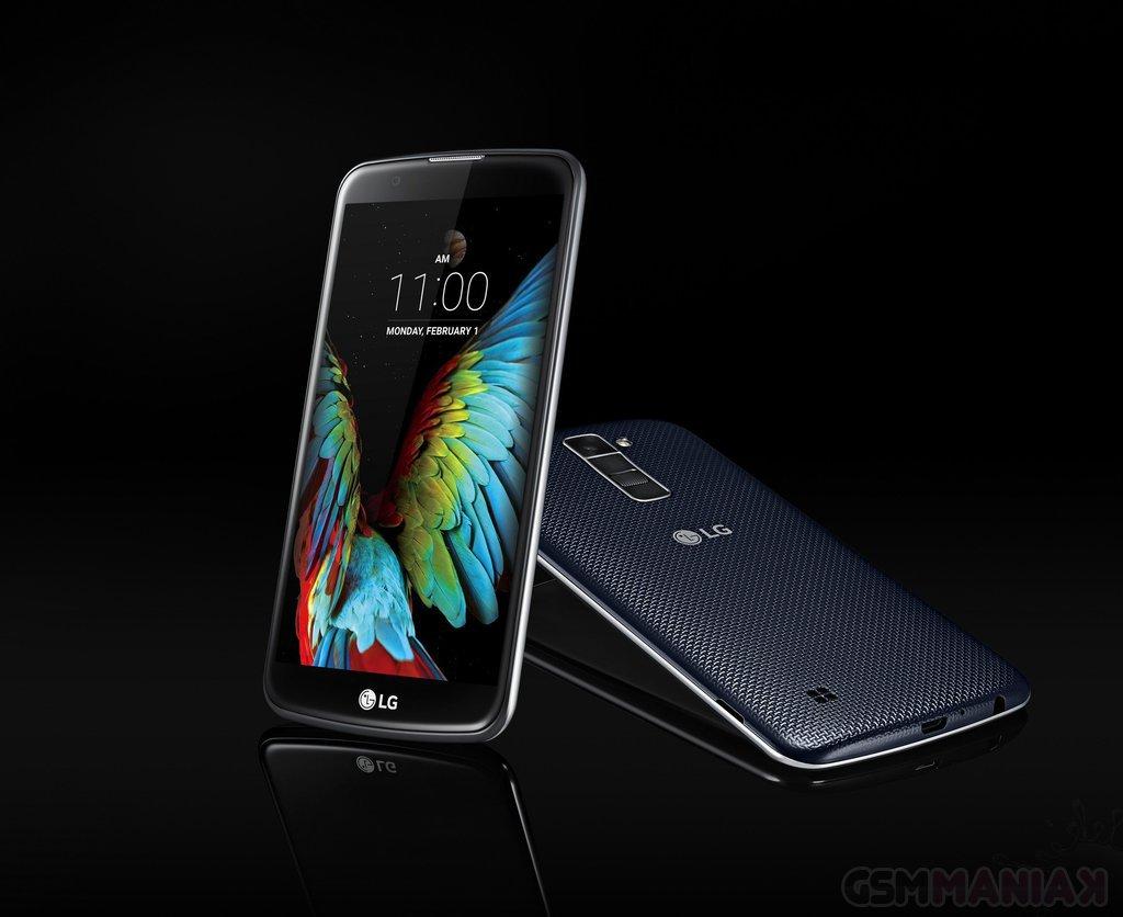 LG K-Series - K10 / fot. LG