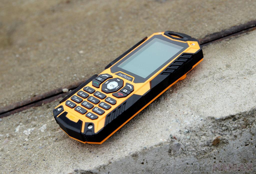 myPhone Hammer Plus / fot.gsmManiaK.pl