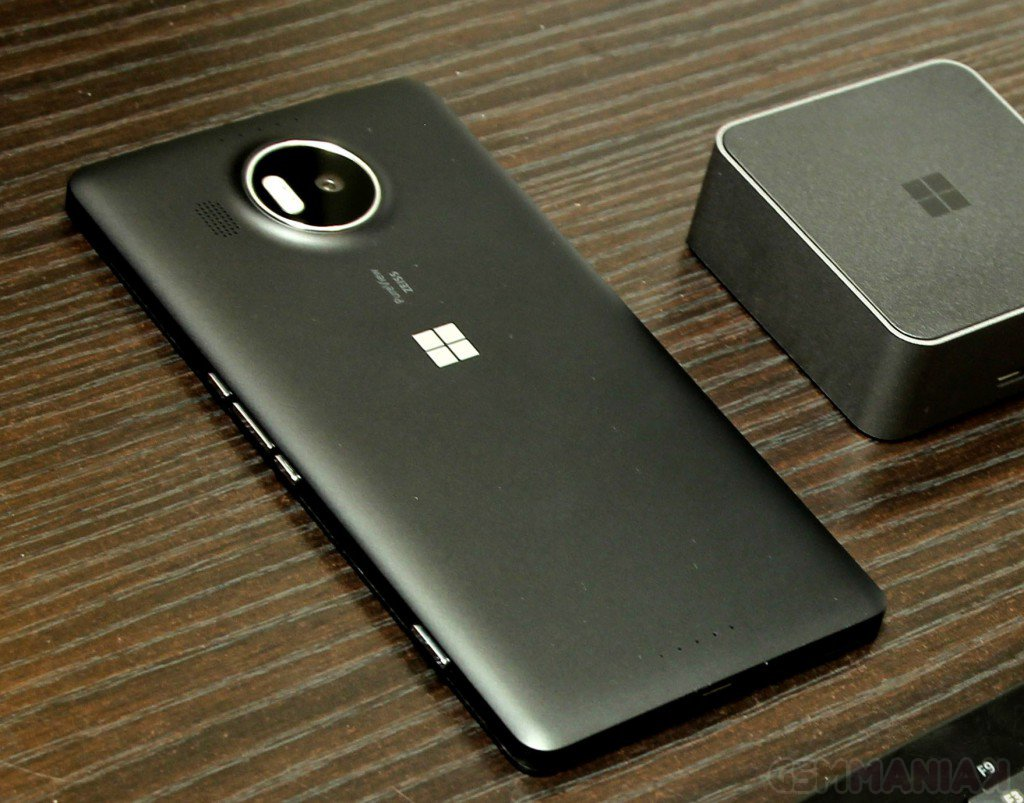 Microsoft Lumia 950 XL / fot.gsmManiaK.pl