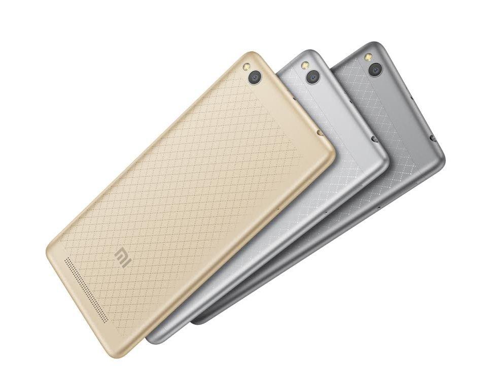 Xiaomi Redmi 3 / fot. producenta