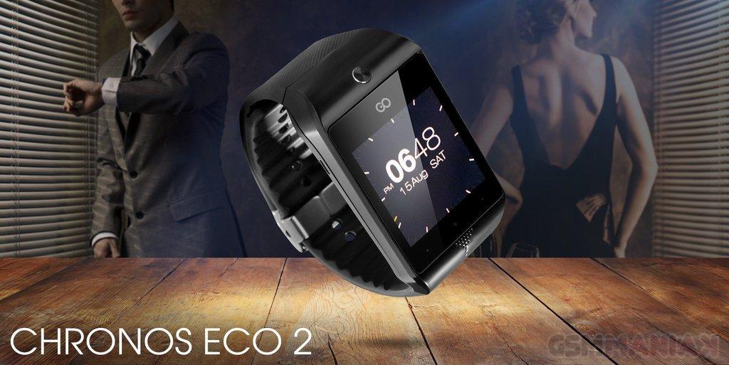 GOCLEVER Chronos Eco 2
