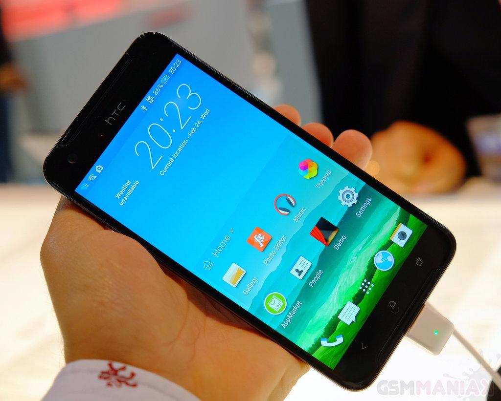 HTC One X9 / fot. gsmManiaK.pl