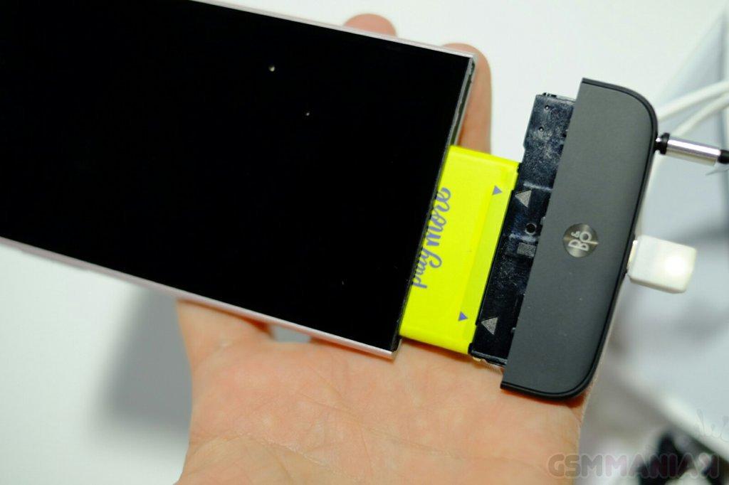 LG G5 dodatki i akcesoria / fot. gsmManiaK.,pl