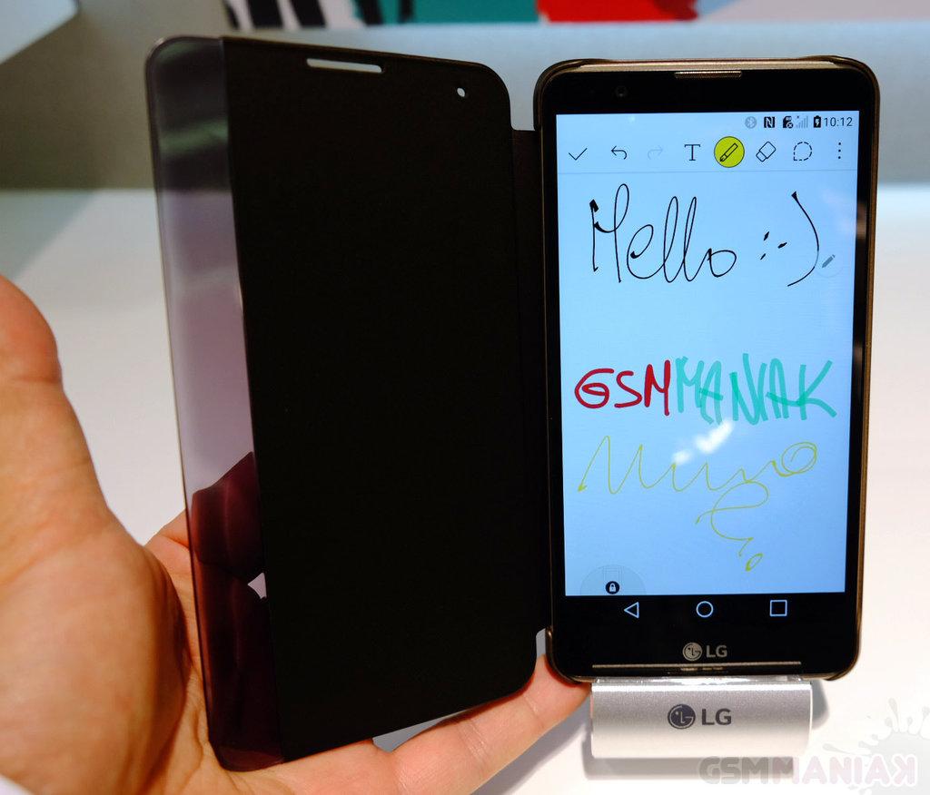 LG Stylus 2 / fot. gsmManiaK.pl