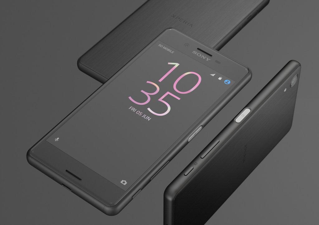 Sony Xperia X Performance / fot. materiały prasowe SONY