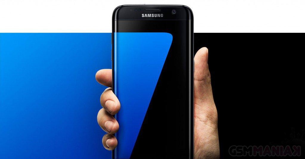 Samsung Galaxy S7 / fot. producenta