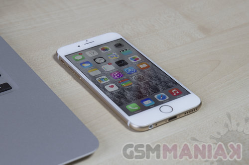iPhone 6 / fot. gsmManiaK.pl
