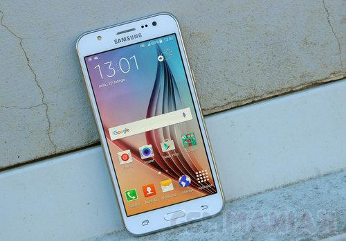 Samsung Galaxy J5 / fot.gsmManiaK.pl