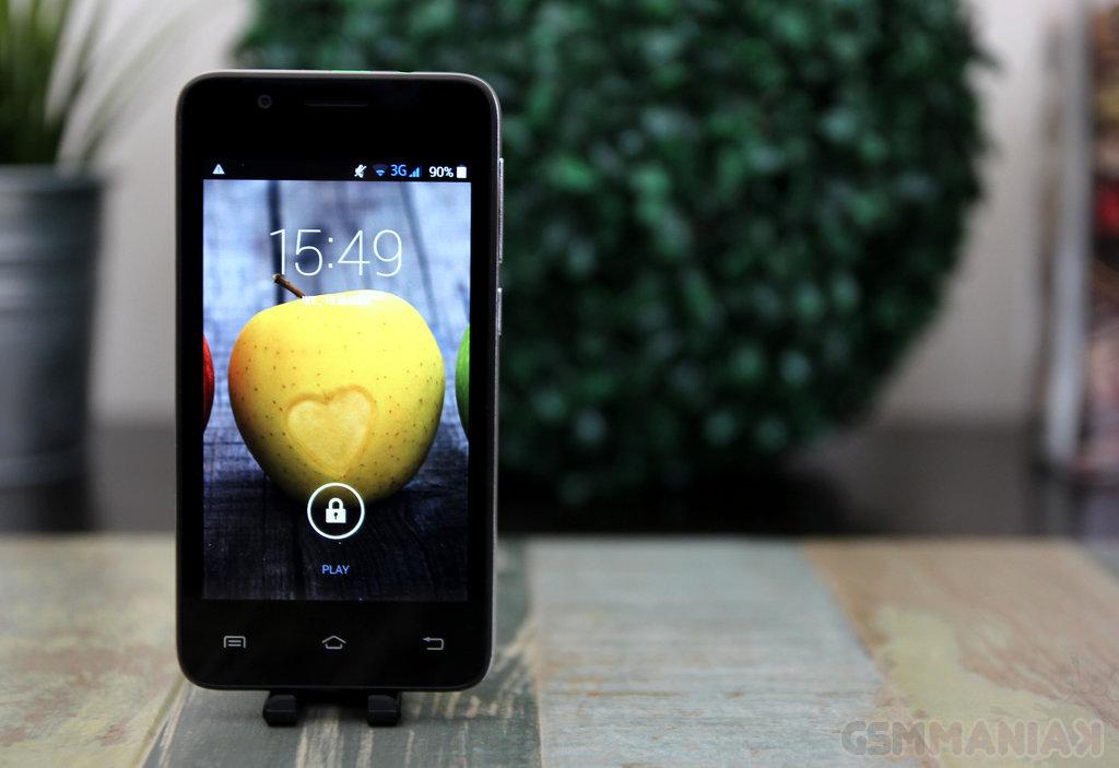 myPhone C-Smart III / fot.gsmManiaK.pl