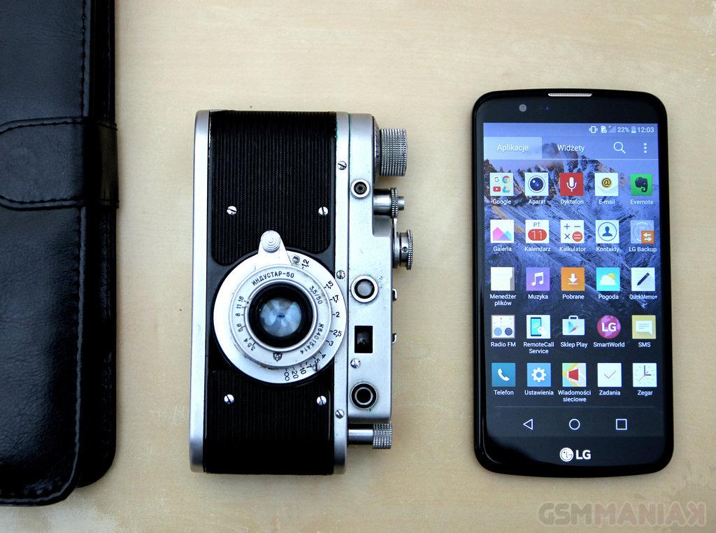 LG K10 / fot.gsmManiaK.pl