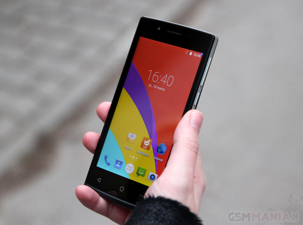 myPhone Q-Smart II / fot.gsmManiaK.pl