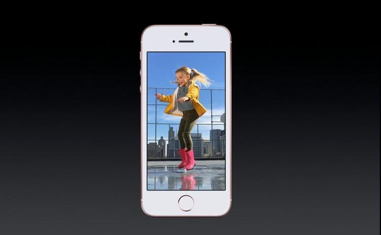 iPhone SE / fot. materiały prasowe