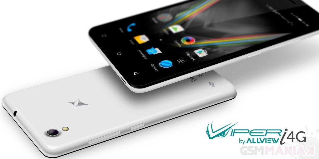 Allview V2 Viper i4G / fot., Allview