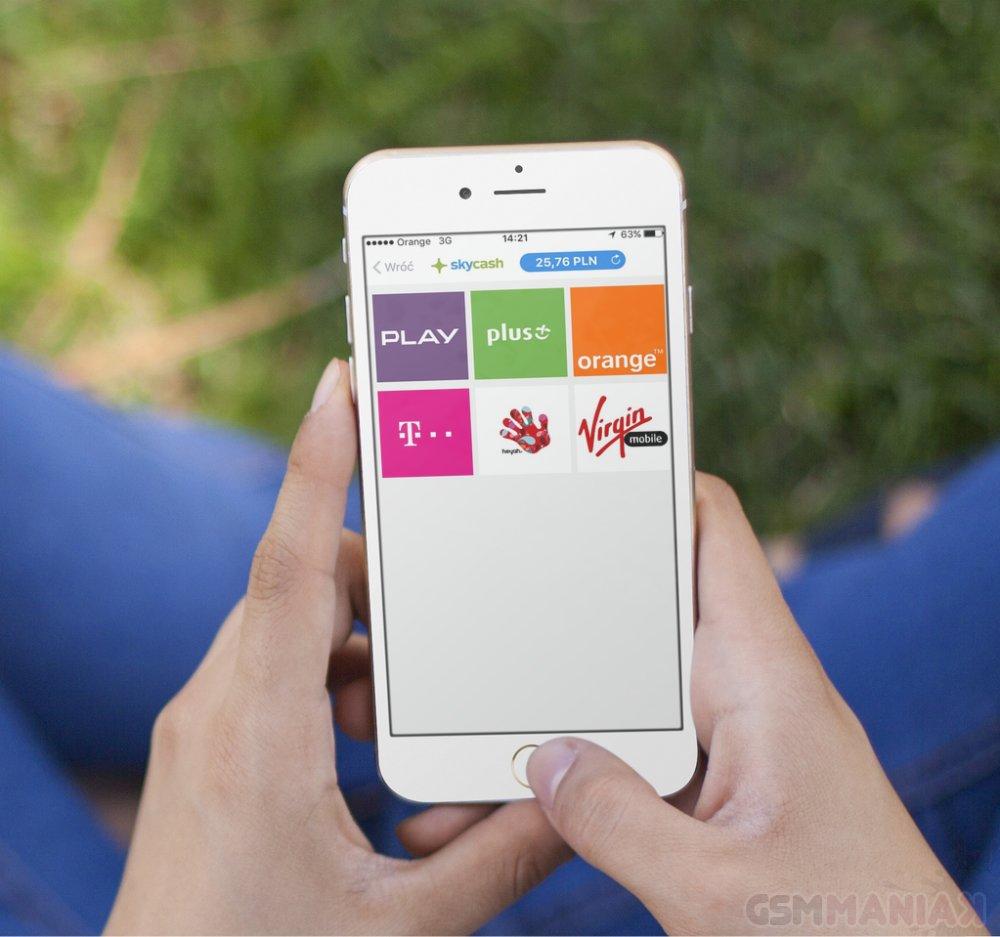 Teraz za pomocą SkyCash można kupić doładowanie w sieci Virgin Mobile