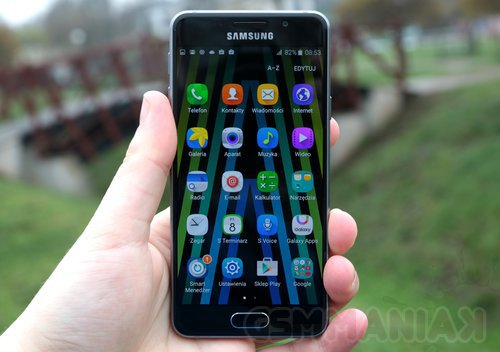 Samsung Galaxy A5 2016 / fot.gsmManiaK.pl