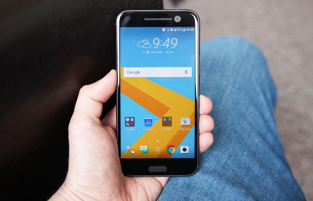 HTC 10 / fot. gsmManiaK.pl