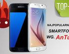 TOP10 najpopularniejsze smartfony wg AnTuTu [2016]