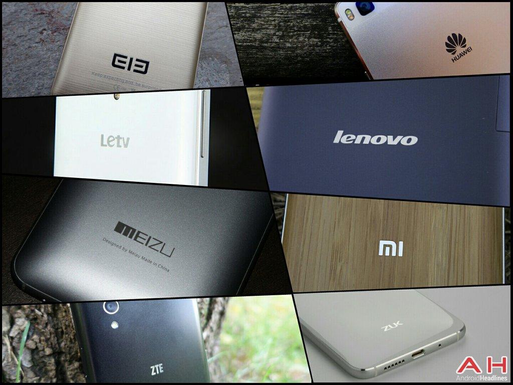 Chiński rynek smartfonów należy do... Chińczyków / Fot. Android Headlines