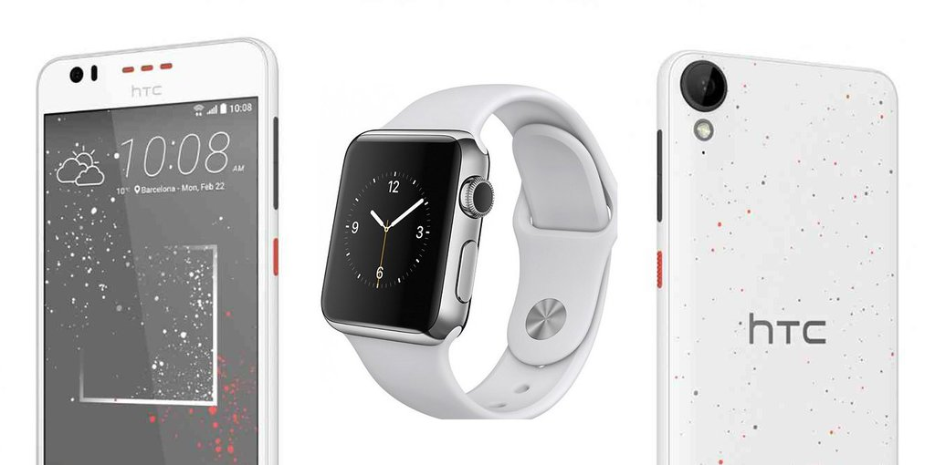 HTC Desire 825 i Appl Watch