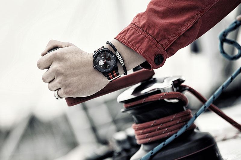 LG G Watch R / fot. LG
