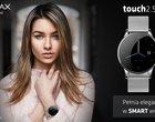 Overmax touch 2.5. Stylowy SmartWatch z pulsometrem